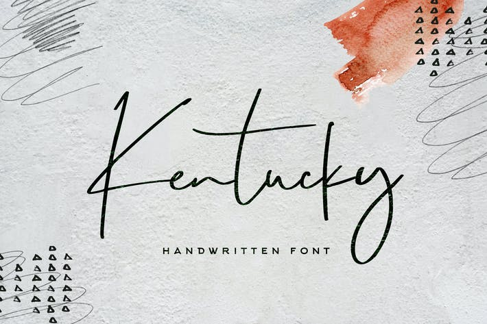 Thumbnail for Kentucky Font