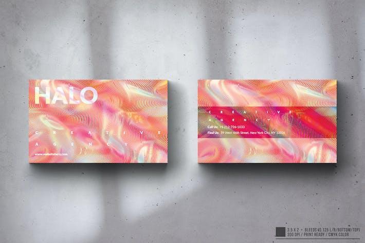 Thumbnail for Творческий дизайн визитных карточек
