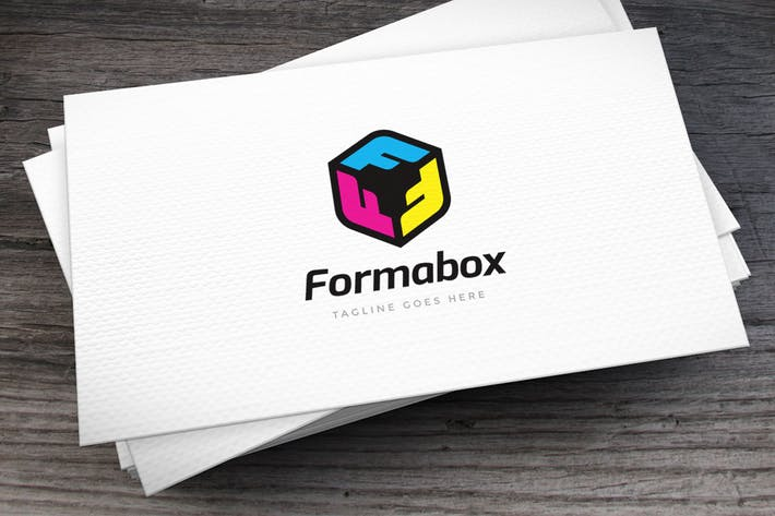 Thumbnail for Formabox Letter F Logo Template