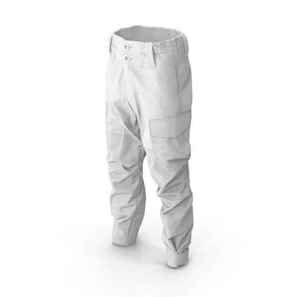 Hunting Pants White