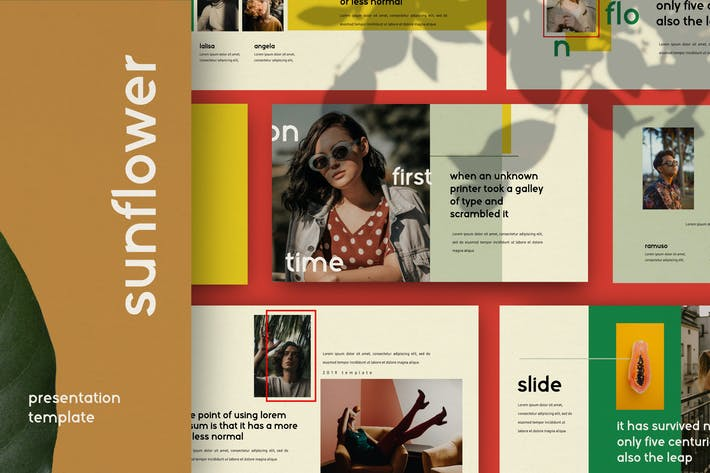 Thumbnail for sunflowers - keynote Creative Business Company