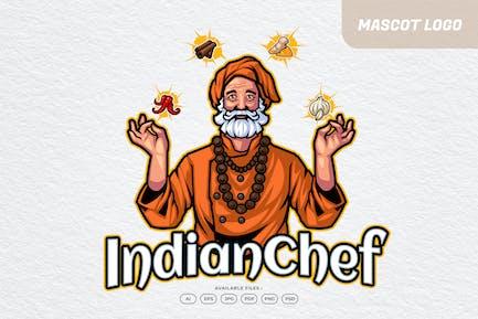 Indian Chef Logo