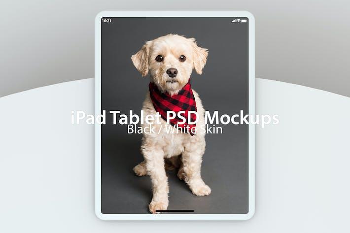 Thumbnail for iPad Tablet PSD Mock-ups
