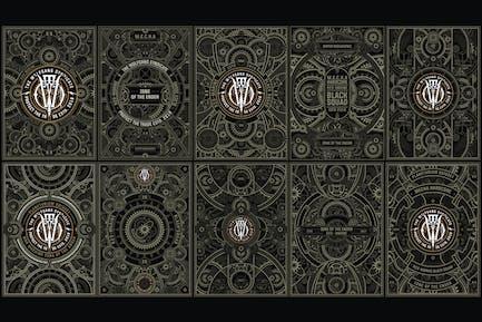 Poster de 10 Steampunk