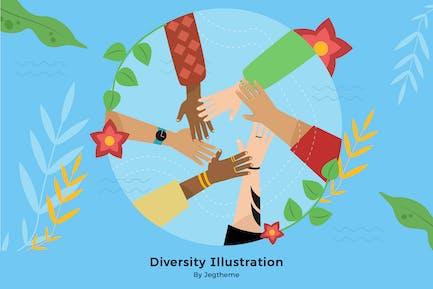 Diversity Illustration 2