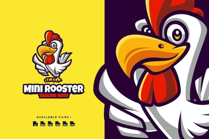 Thumbnail for Little Roster Cartoon Logo