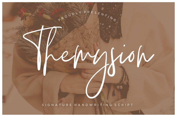 Thumbnail for Themysion Signature Handwriting