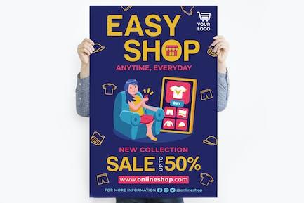 Online Shopping #01 Poster