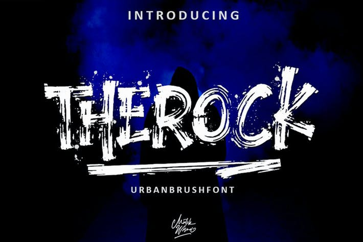Thumbnail for THEROCK - URBAN BRUSH