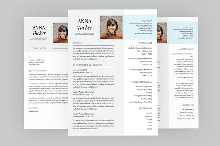 Cover Image For Secret Resume Designer
