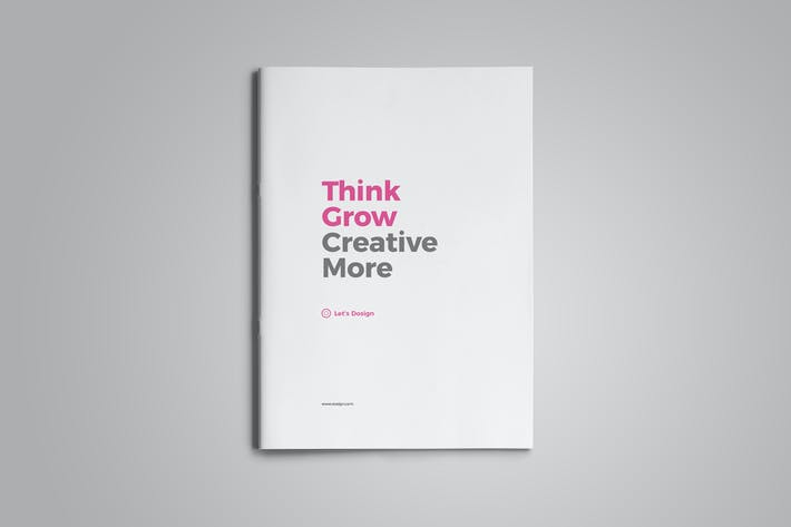 Thumbnail for Clean Creative Brochure