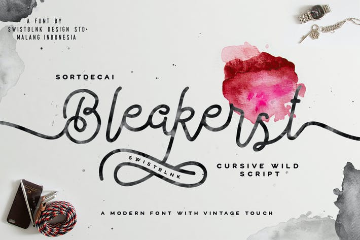 Thumbnail for Bleakerst Script