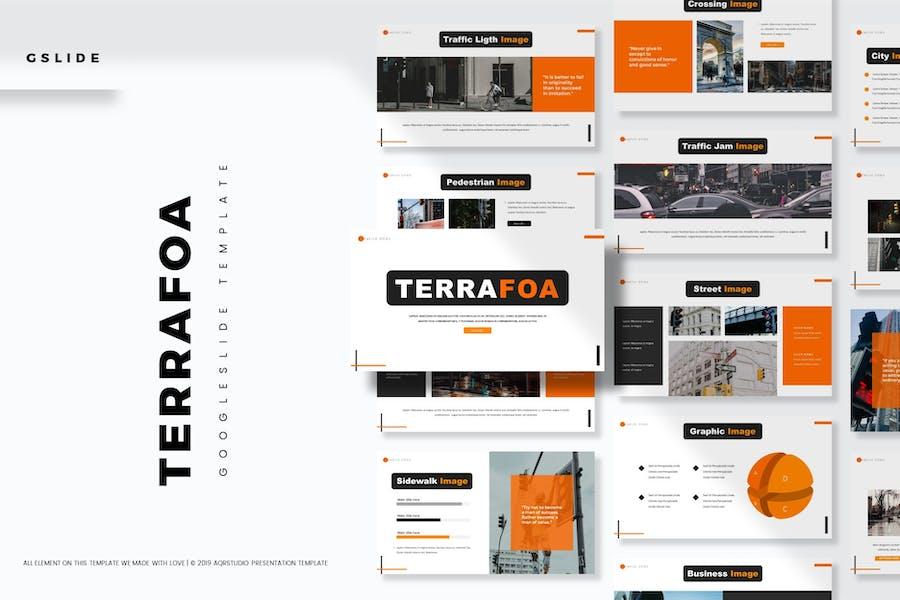 Terrafoa - Google Slides Template
