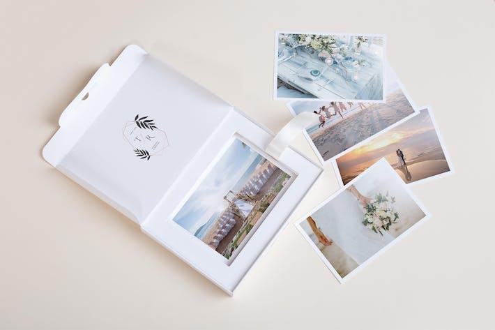 Thumbnail for Photo Box Mock Up