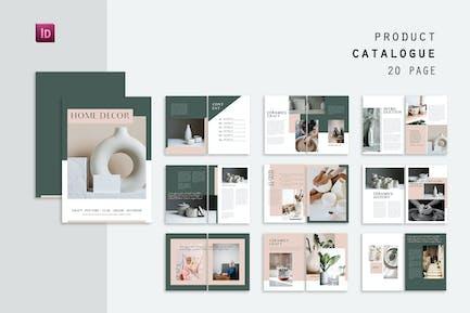 Decor Product Catalog