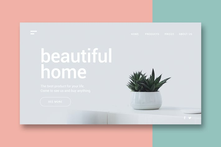 Thumbnail for Home Decor - Landing Page