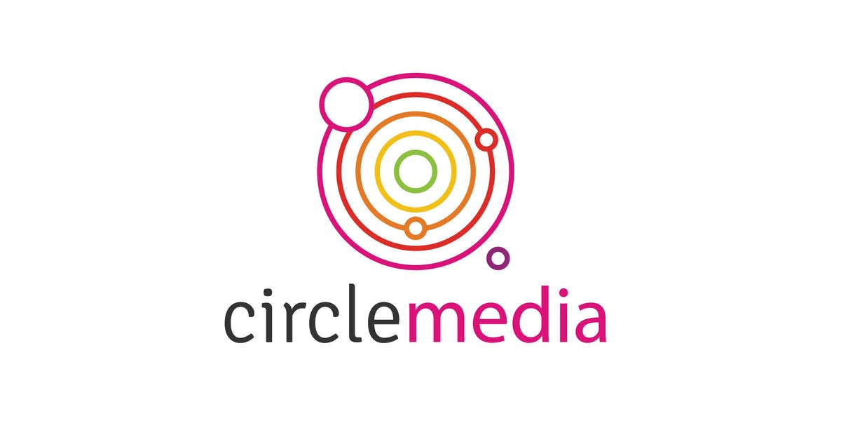 Download Circle Media Logo Template by 1protheme