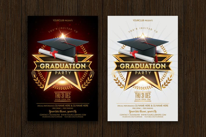 Thumbnail for Graduation Party