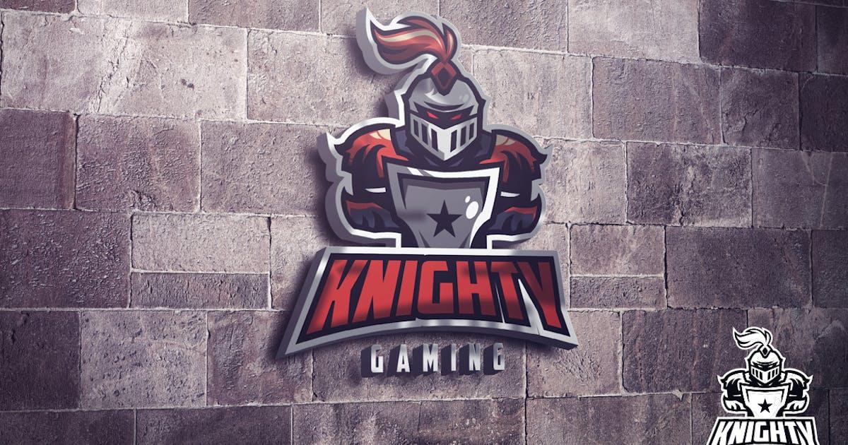 Download Noble Knight Mascot Esports Logo by Suhandi