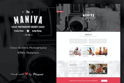 FotoAgentur - HTML Vorlage