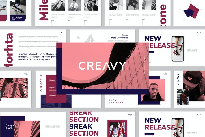 Thumbnail for Creavy Keynote