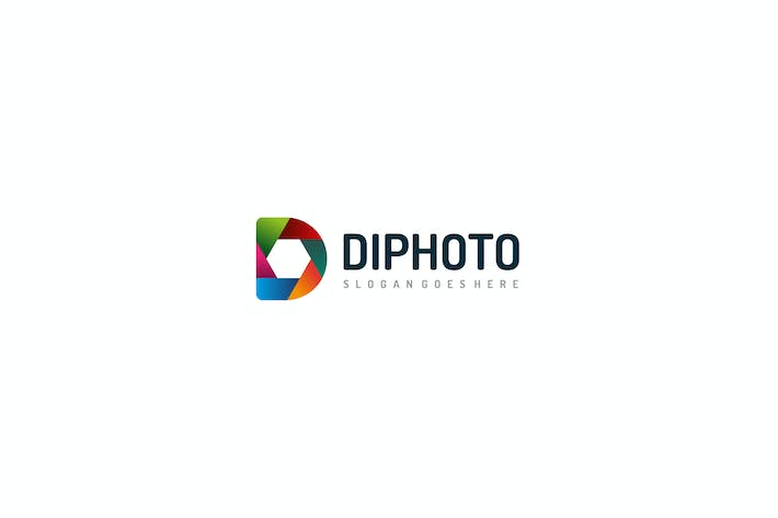 Cover Image For D Letter Photography Logo