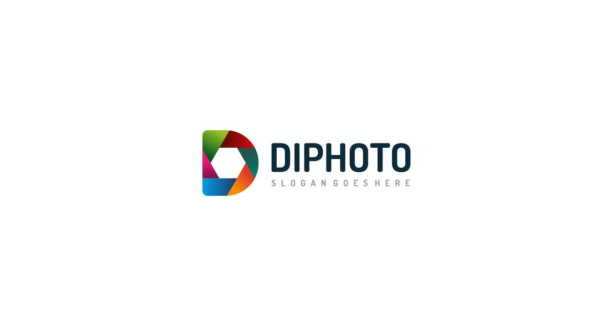 Download D Letter Photography Logo by 3ab2ou