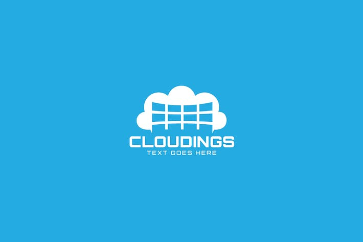 Thumbnail for Clouding Logo