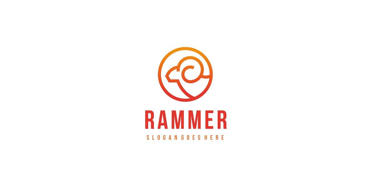 Ram Logo by 3ab2ou