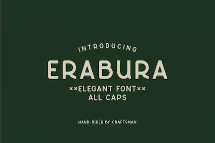 Элегантный шрифт Erabura