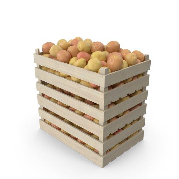 Яшки картофеля