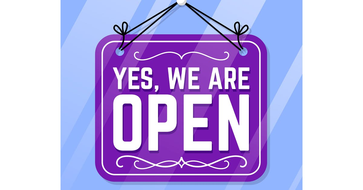 Download Yes We Are Open by MissChatZ