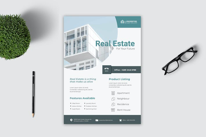 Thumbnail for Business Flyer - Vol. 7