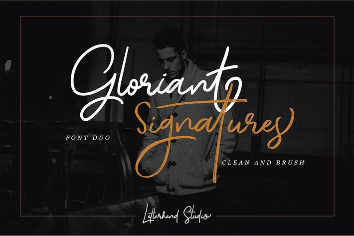 Thumbnail for Gloriant Signature Script