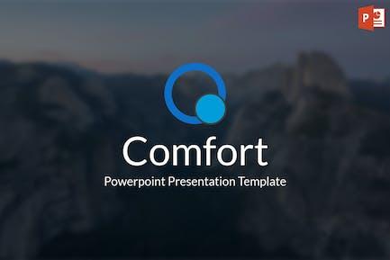 Comfort - Powerpoint Template