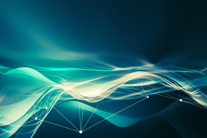 Thumbnail for Abstract futuristic technology background
