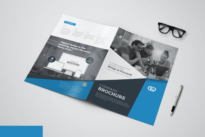 Thumbnail for Bifold Brochure
