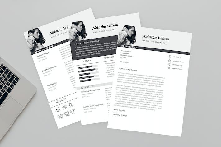 Thumbnail for Wicked Resume Designer