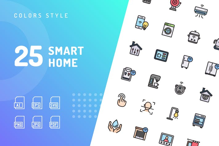 Thumbnail for Smart Home Farbe