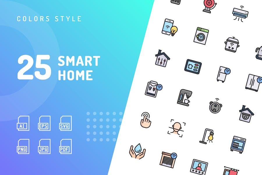 Smart Home Color