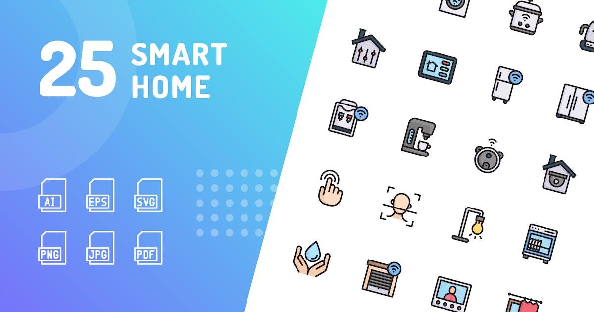Download Smart Home Color by kerismaker