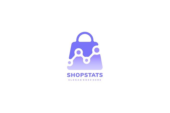 Shop Statistics Logo