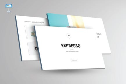 ESPRESSO - Multipurpose Keynote Template V24