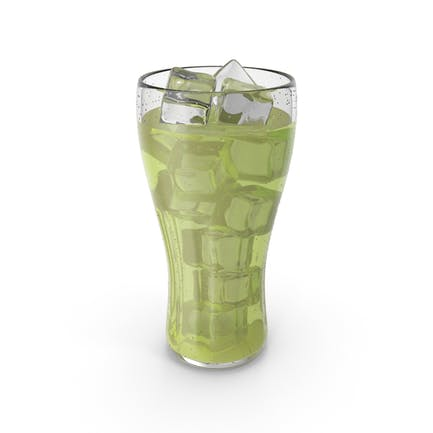 Limonade Mit Eis