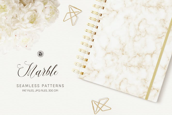 Thumbnail for Seamless Marble Patterns