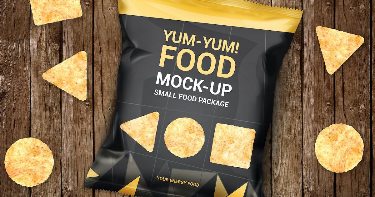 Download Food Bag Mock-Ups by StreetD