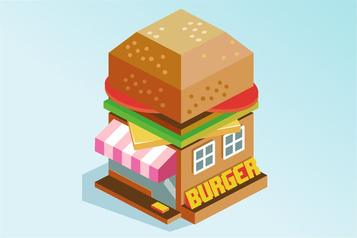 Thumbnail for burger house