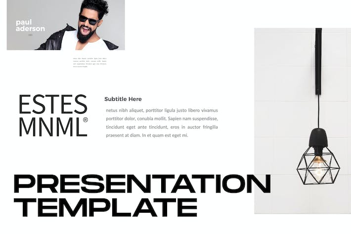 Thumbnail for ESTES - Keynote Business Minimal Corporate