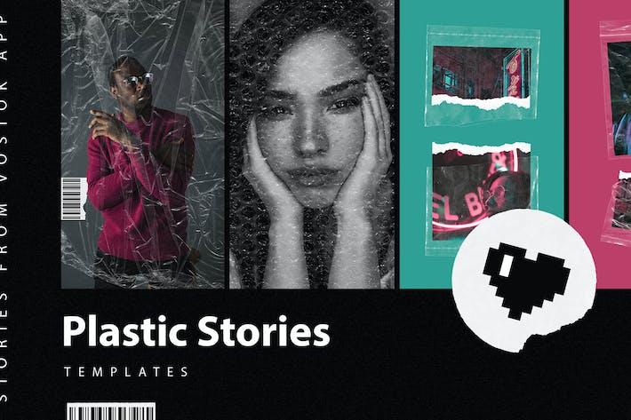 Thumbnail for Plastic Stories for Instagram
