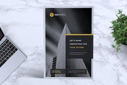 INNOVATE - Company Profiles Brochure
